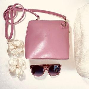 Vera Pelle Handbag Purse - Made in Italy